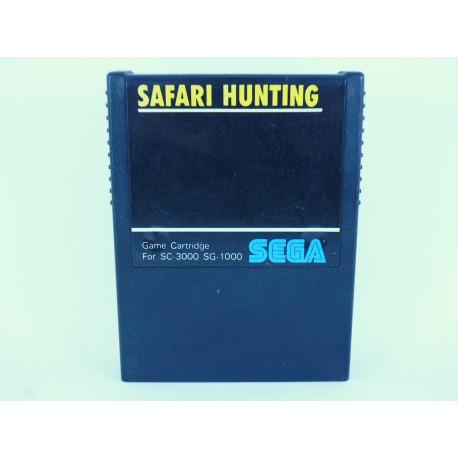 Safari Hunting - SG 1000