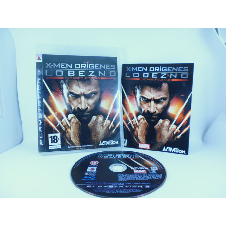 X-Men Origenes: Lobezno - Uncage Edition