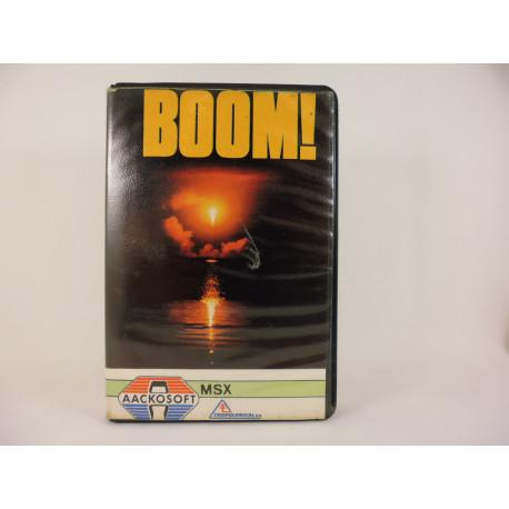 MSX - BOOM!