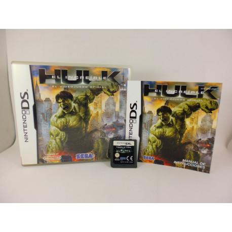 El Increible Hulk: Videojuego Oficial
