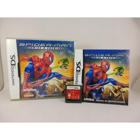 Spiderman: Amigo o Enemigo