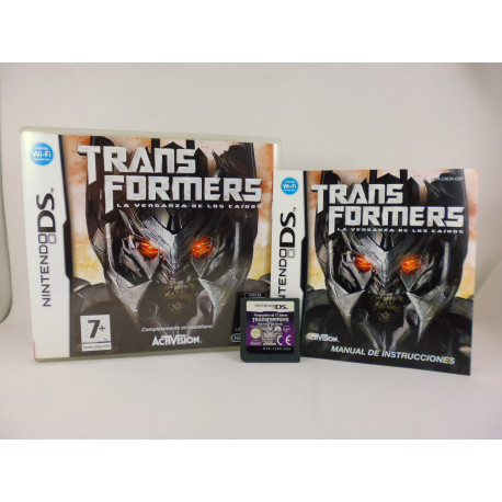 Transformers: Venganza Decepticons