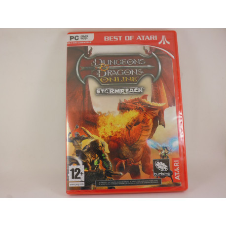 Dungeons & Dragons Online Stormreach