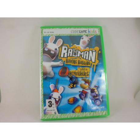Rayman Raving Rabbids C. de Actividades