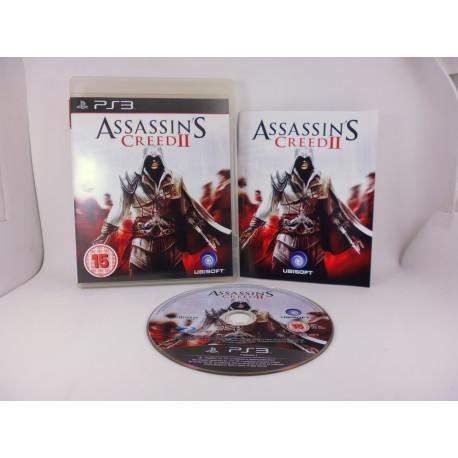 Assassin's Creed II U.K.