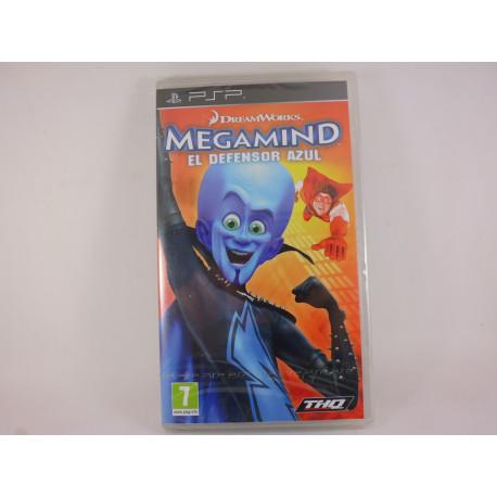 Megamind: El Defensor Azul