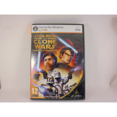 Star Wars The Clone Wars: Heroes de la Republica