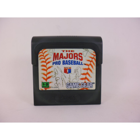 The Majors Pro Baseball