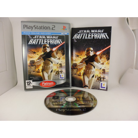 Star Wars Battlefront - Platinum
