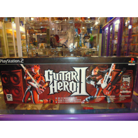 Guitar Hero II (Con Guitarra)