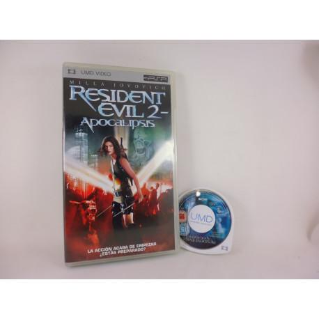 UMD Resident Evil 2