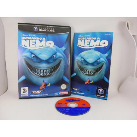Disney Pixar Buscando A Nemo