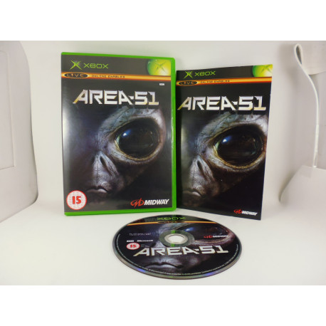 Area 51 U.K.