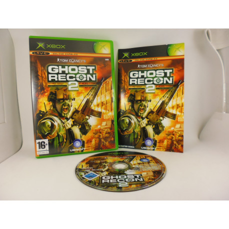 Tom Clancy's Ghost Recon 2 - U.K. *