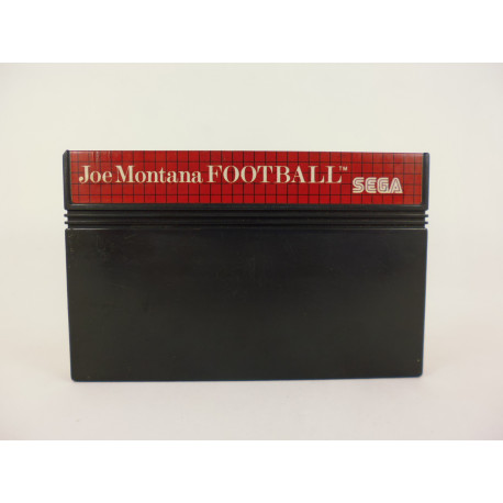 Joe Montana Football.