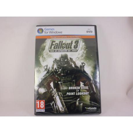 Fallout 3: Broken Steel & Point Lockout