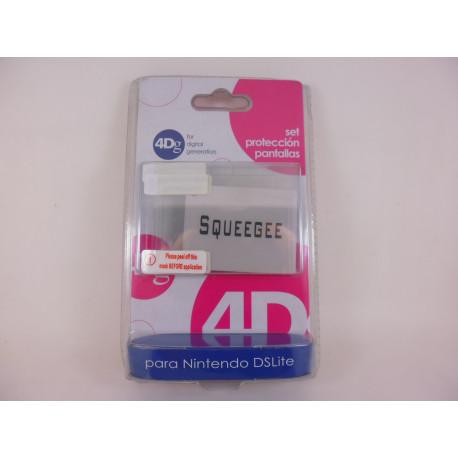 Nintendo DS Lite Protectores de Pantalla