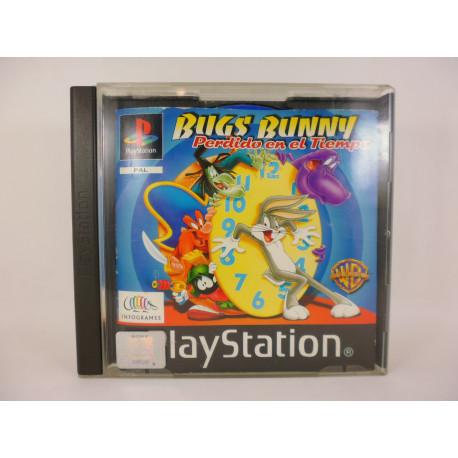 Bugs Bunny Perdido en el Tiempo
