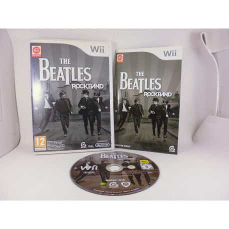 Rock Band The Beatles - U.K.