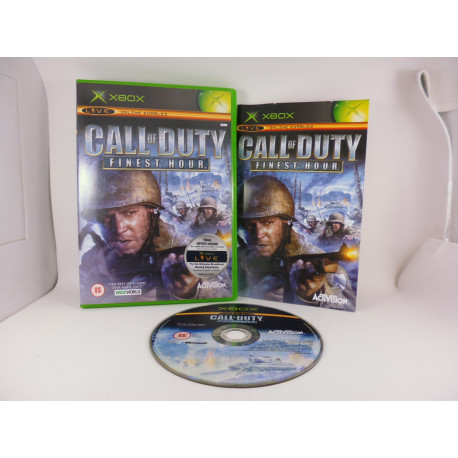 Call of Duty - Finest Hour U.K.