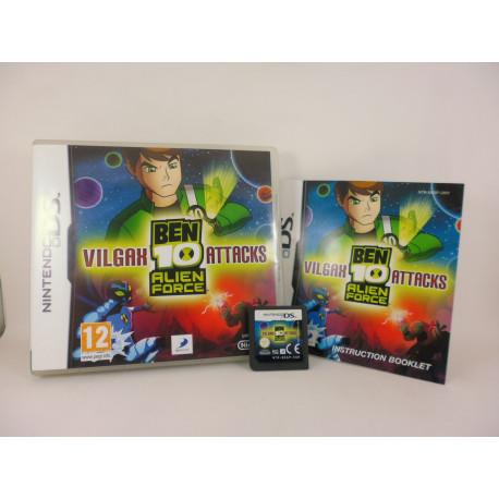 Ben 10 Alien Force - Vilgax Attacks U.K.