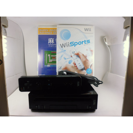 Nintendo Wii Japonesa + 2 Juegos