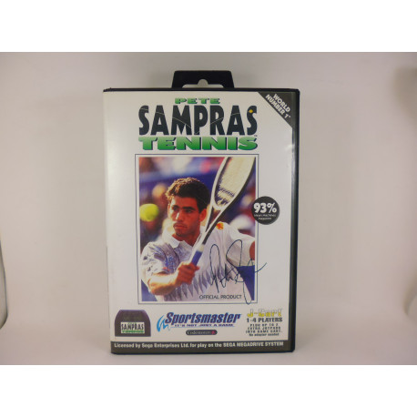 Pete Sampras Tennis U.K.