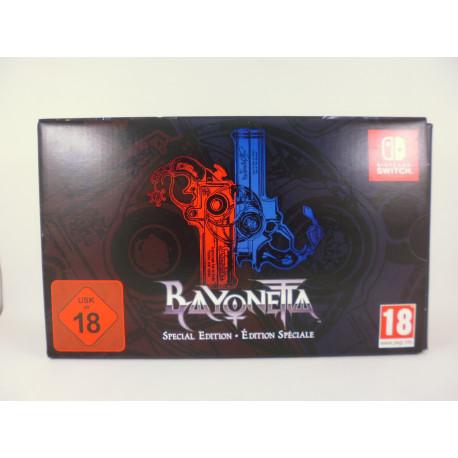 Bayonetta Special Edition (Sin DLC)