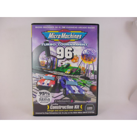 Micro Machines '96: Turbo Tournament