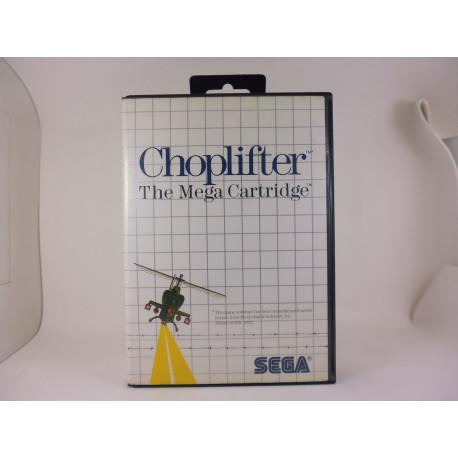 Choplifter.