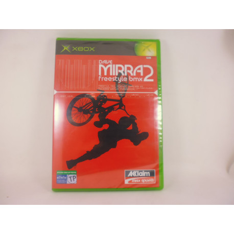 Dave Mirra Freestyle BMX 2 *