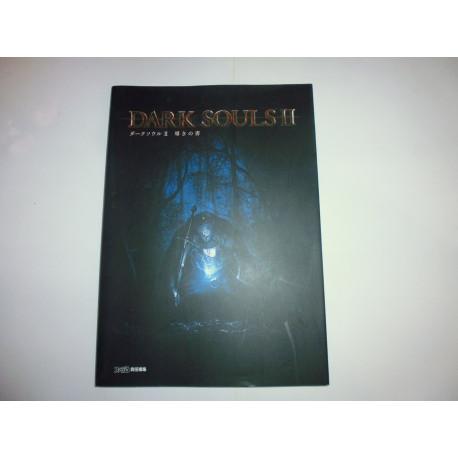Guia Dark Souls II Michibiki no Sho Japonesa