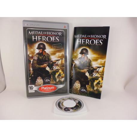 Medal of Honor Heroes - Platinum