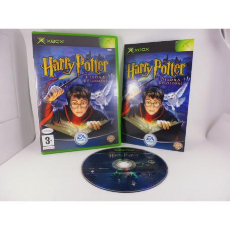 Harry Potter Y La Piedra Filosofal *