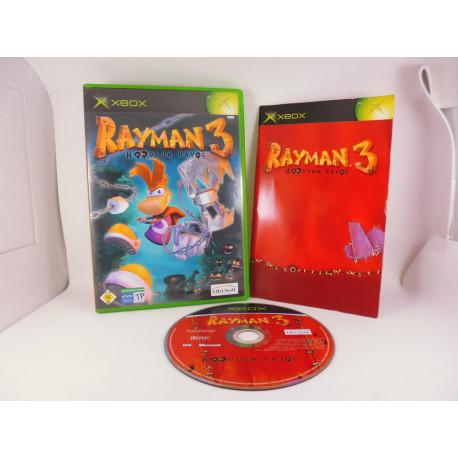 Rayman 3: Hoodlum Havoc.