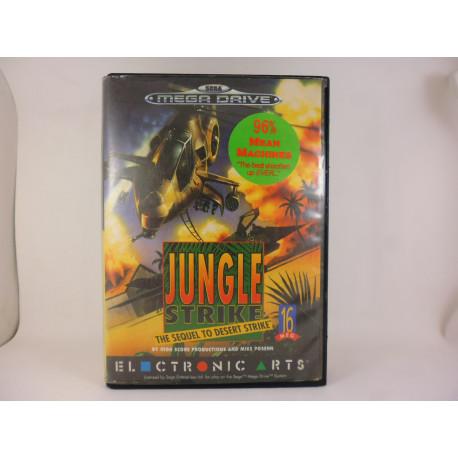 Jungle Strike:The Sequel to Desert Strike