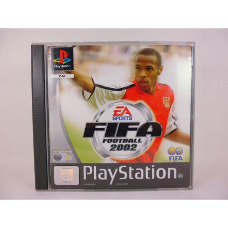 FIFA Football 2002 U.K.