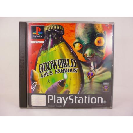 Oddworld: Abe's Exoddus U.K.