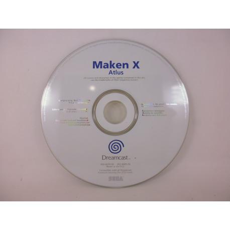 Maken X - White Label