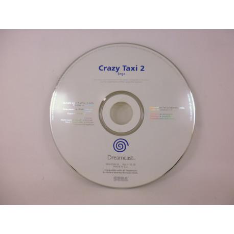 Crazy Taxi 2 - White Label