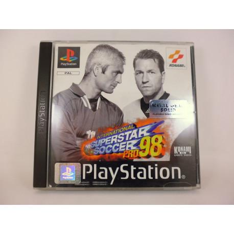 International Superstar Soccer Pro '98