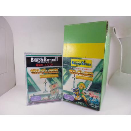 Conveni Wars Barcode Battler II - Legend of Zelda