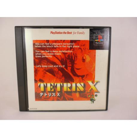 Tetris X - Best