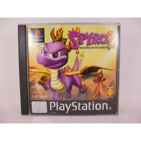 Spyro the Dragon 2 - Gateway to Glimmer