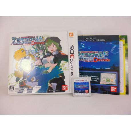 Digimon World Re:Digitize Decode Japonés