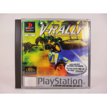 V-Rally: Championship Edition - Platinum