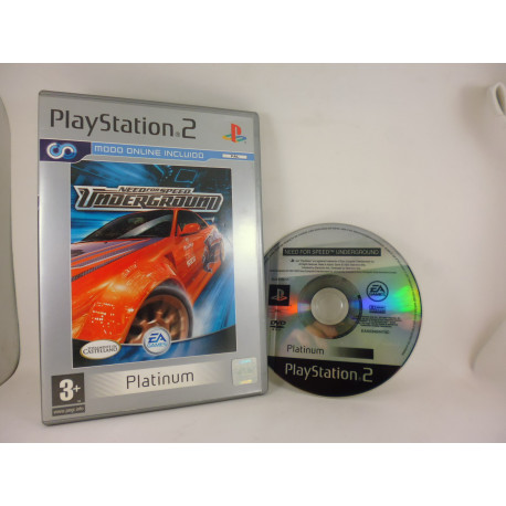 Need For Speed Underground - Platinum