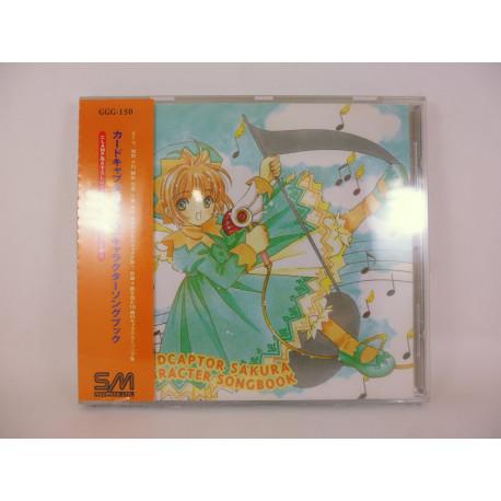 Cardcaptor Sakura Character SongBook - GGG150 (Usada)
