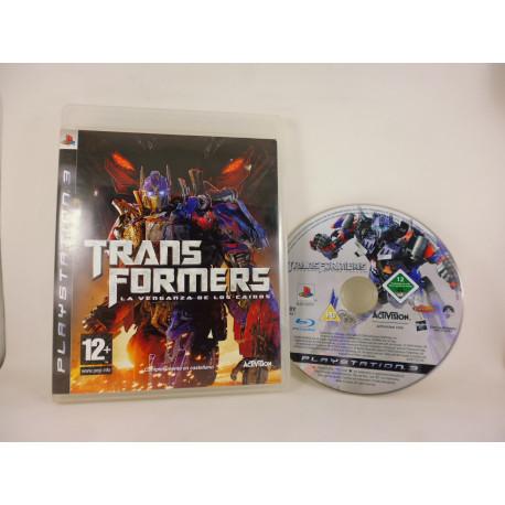 Transformers: Venganza de los Caidos