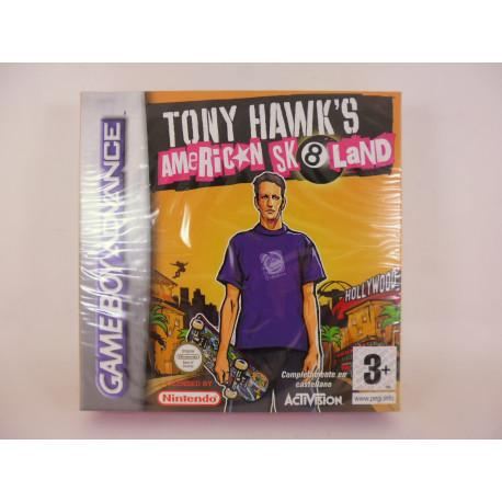 Tony Hawk America Skateland